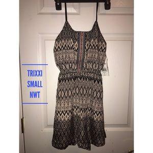 Women's dress small NWT